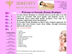 View More Information on Serenity Beauty Boutique Pty Ltd