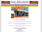 View More Information on Sew Affordable