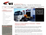 View More Information on Sharp Welding & Fabrication