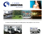 View More Information on Simotas Food Distributors