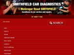 View More Information on Smithfield Car Diagnostics