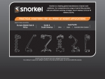 View More Information on Snorkel, Wetherill park