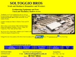View More Information on Soltoggio Bros.