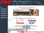 View More Information on SOS Office Equipment, Albany
