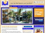 View More Information on South Pacific Apartments