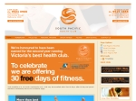 View More Information on South Pacific Health Club, St kilda