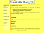 View More Information on South West Community Transport Inc