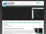 View More Information on Southern Windows