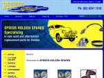 View More Information on Speeds Holden Spares