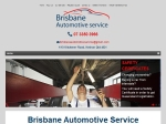View More Information on Brisbane Automotive Service