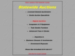 View More Information on Statewide Auctions Pty Ltd, Cambridge