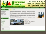 View More Information on Statewide Forklift & Machinery Sales Pty Ltd