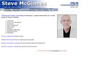 View More Information on Steve Mcginnes