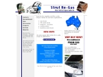 View More Information on Strut Re-Gas, Claremont
