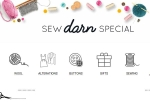 View More Information on Sew Darn Special