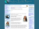 View More Information on Sunshine Health Magnets
