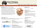 View More Information on Sydney Packaging Pty Ltd, Silverwater