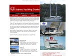 View More Information on Sydney Yachting Centre Pty Ltd
