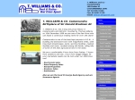 View More Information on T. Williams & Co, Cootamundra
