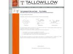 View More Information on Tallowillow Enterprises Pty Limited