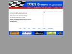 View More Information on Tate's Riverstone Tyre & Brake Service
