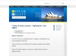 View More Information on Taylor And Scott Lawyers, Sydney CBD