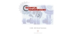 View More Information on Technical Transmissions