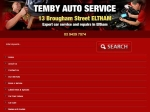 View More Information on Temby Automotive Services, Eltham