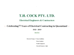 View More Information on TH Cock Pty Ltd