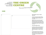 View More Information on The Green Centre