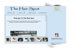 View More Information on The Hair Spot