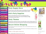 View More Information on The Party Stop