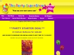 View More Information on The Party Superstore, Prospect