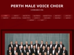 View More Information on Perth Male Voice Choir Association (Inc)