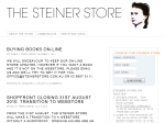 View More Information on The Steiner Store
