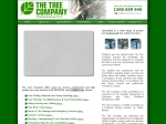 View More Information on The Tree Company Arboricultural Services Pty Ltd