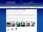 View More Information on Thomas Electronics Of Australia Pty Ltd