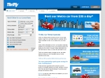 View More Information on Thrifty Car & Truck Rental, Fortitude Valley
