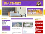 View More Information on Tile Wizards, Lonsdale