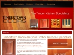 View More Information on Timbertown Doors