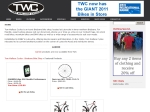View More Information on Tom Wallace Cycles