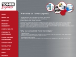 View More Information on Toner Express (A'Asia) Pty Ltd, Alexandria