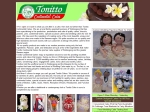 View More Information on Tonitto Continental Cakes