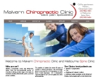View More Information on Toorak Chiropractic Clinic