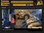 View More Information on Toowoomba Earthmoving Machinery Pty Ltd