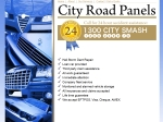 View More Information on City Road Panels