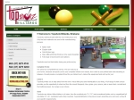 View More Information on Topshotz Billiards