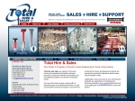 View More Information on Total Hire & Sales Pty Ltd