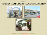 View More Information on Tottenham Court Motel