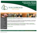 View More Information on Touchwood Fire Doors